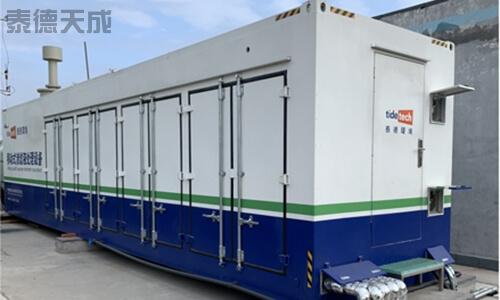垃圾渗滤液处理设备减量化零排放
