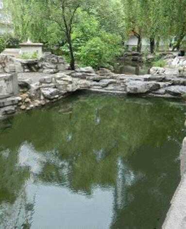 菏泽市人民公园水环境治理河道修复项目
